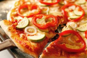 рецепт овощной пиццы