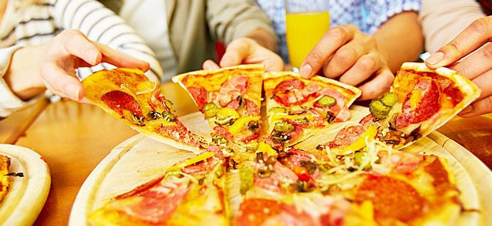 пицца в странах мира