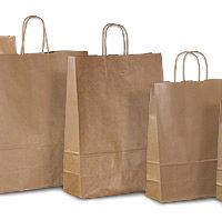 Пакеты из кравт-бумаги