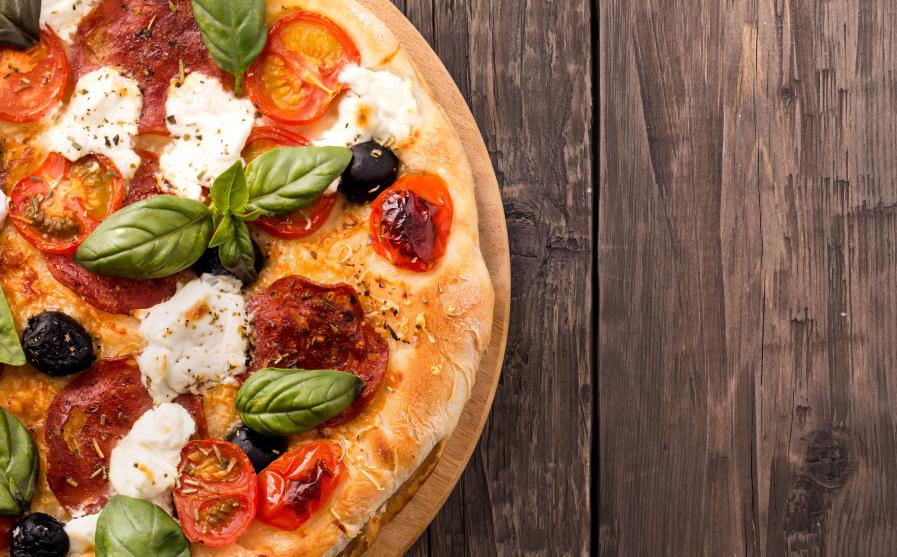 Характер человека и выбор пиццы