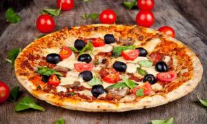 заказать пиццу в Доминос
