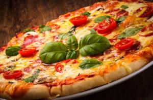 Заказать пиццу с доставкой в Минске